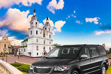 Minivan Taxi in Minsk