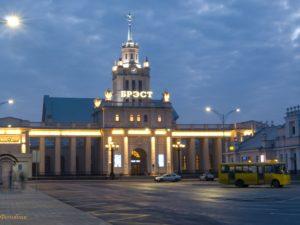 Такси из аэропорта Минск в Брест