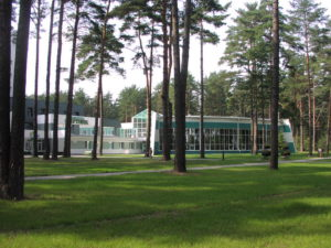 Sputnik Resort (Naroch Lake)