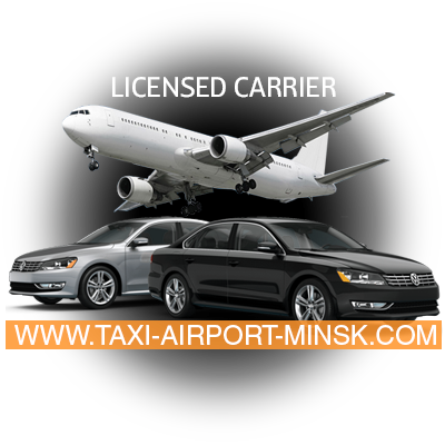Licensed Lowcost Minsk Airport Taxi Service
